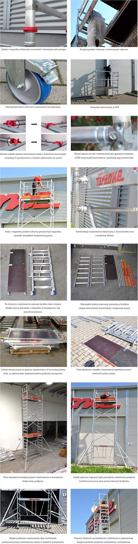 rusztowanie aluminiowe compact xs