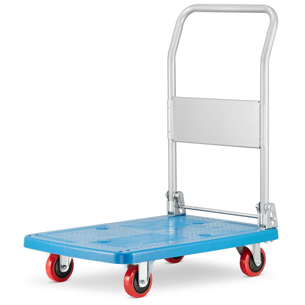 Wózek magazynowy transportowy HIGHER 150kg