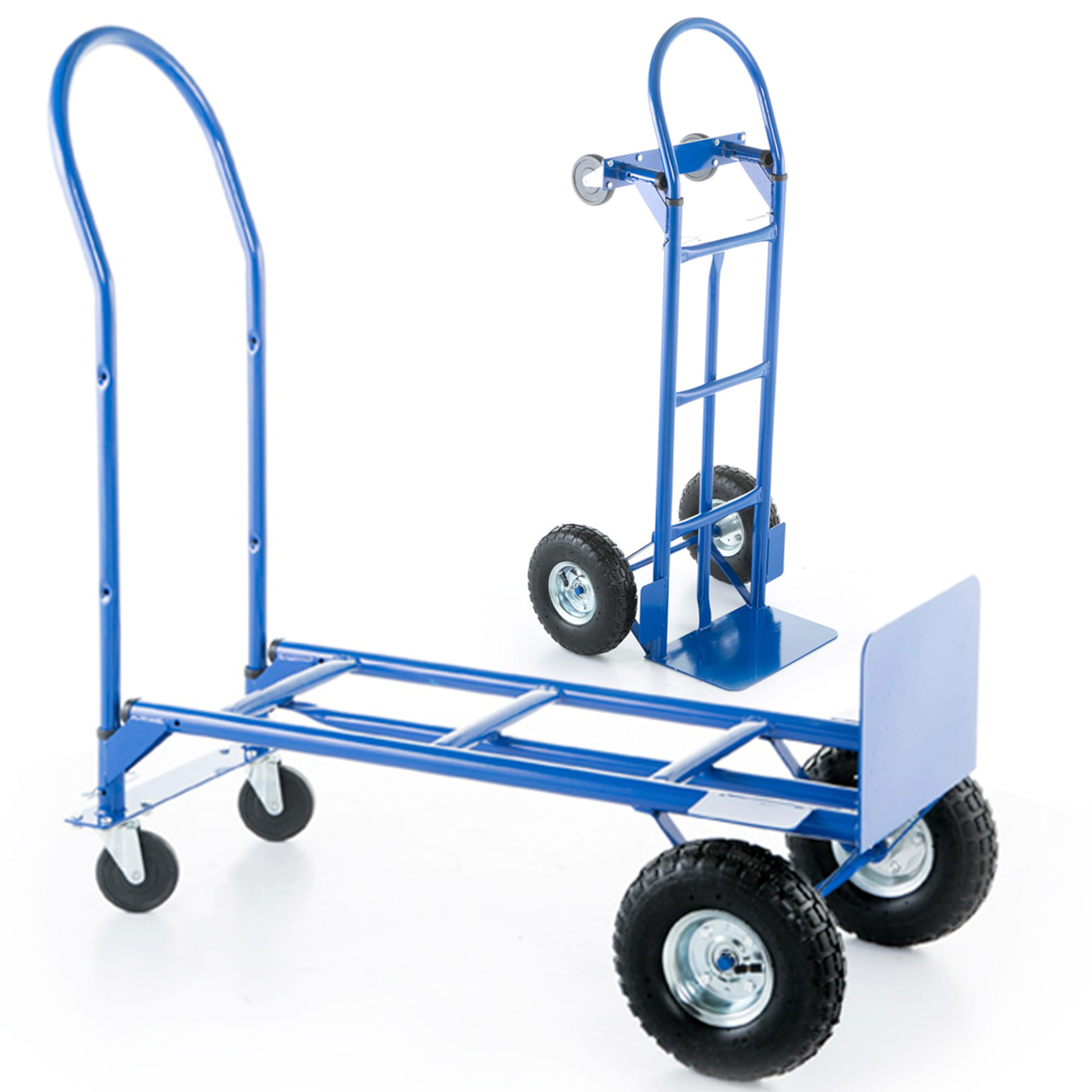 wózek magazynowy 2w1 HIGHER