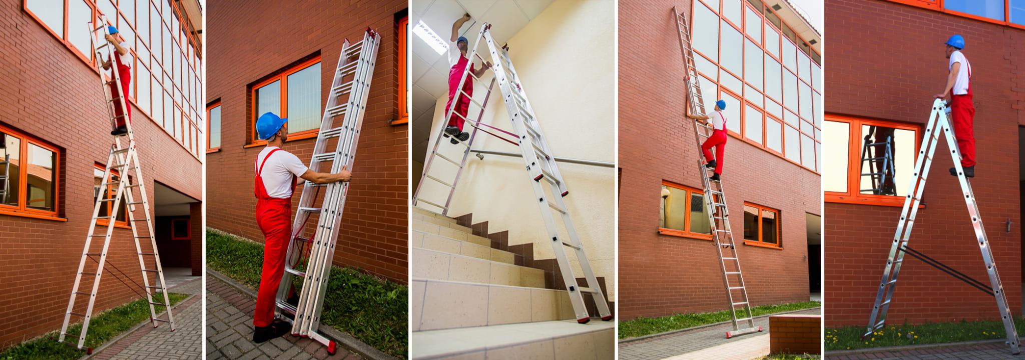 hliníkové rebríky vyššie