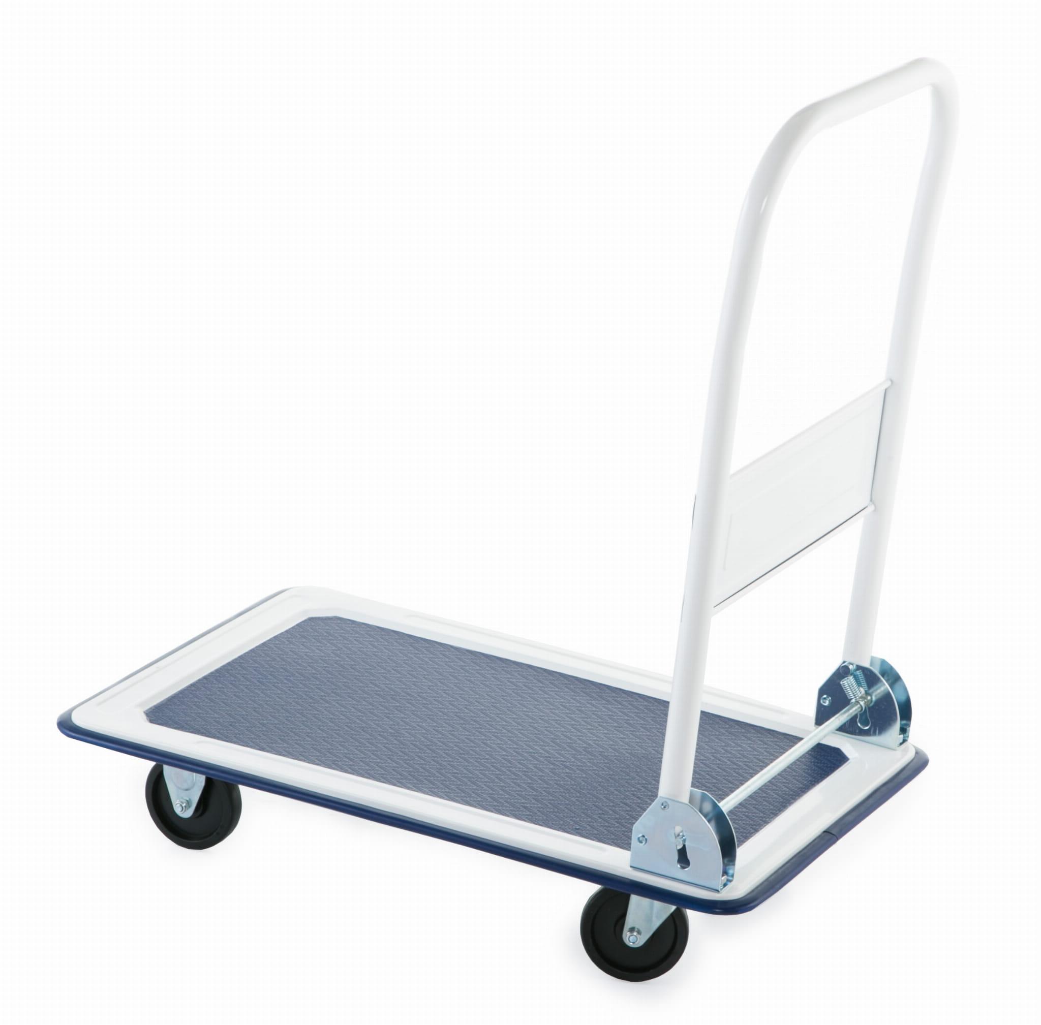 Wózek magazynowy platformowy HIGHER PL-PH150